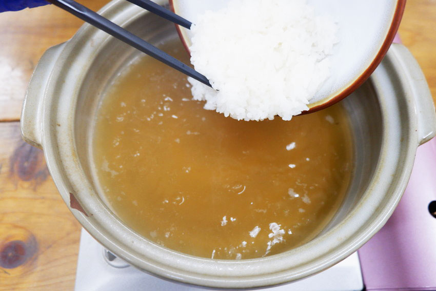【くんぺるランチ便】うまみエキスたっぷりスープで食べる伊達の純粋赤豚しゃぶしゃぶ!_14
