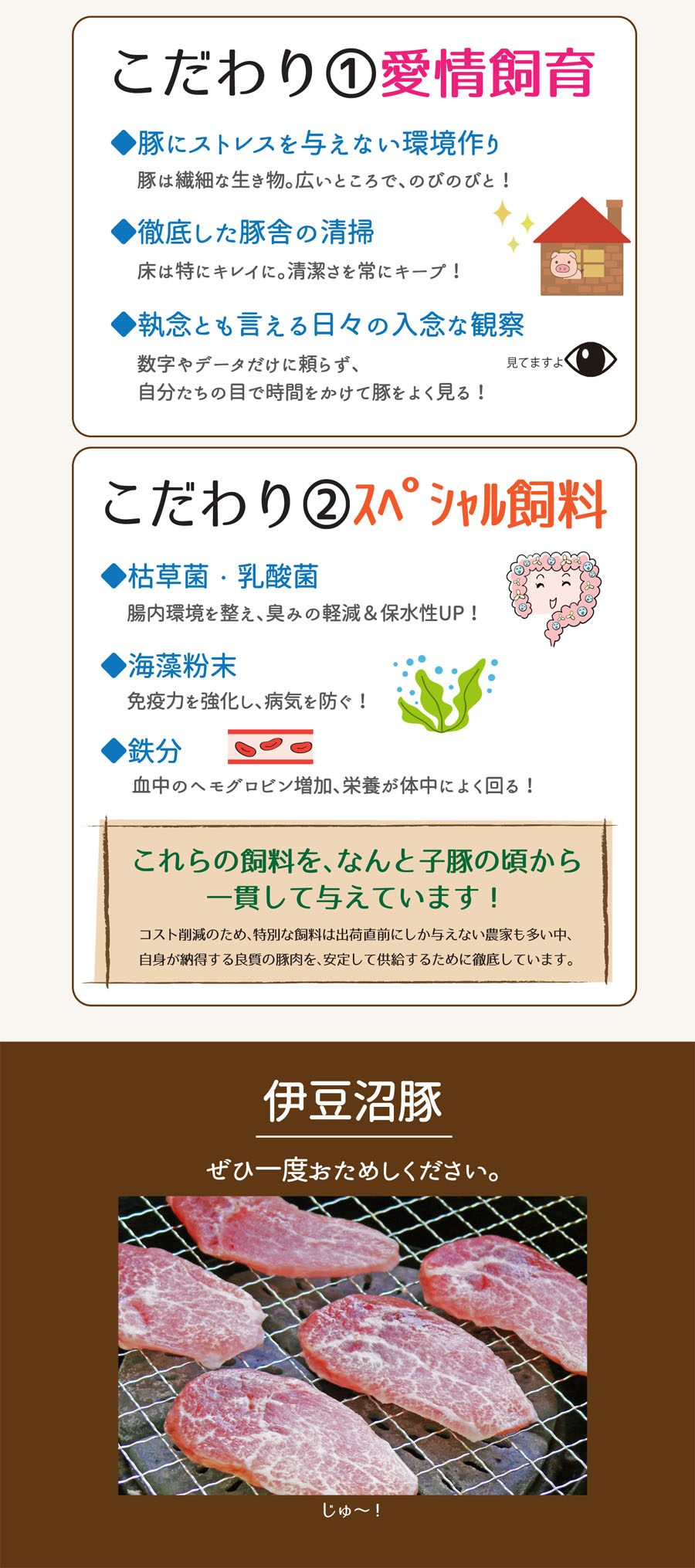 伊豆沼豚LP4