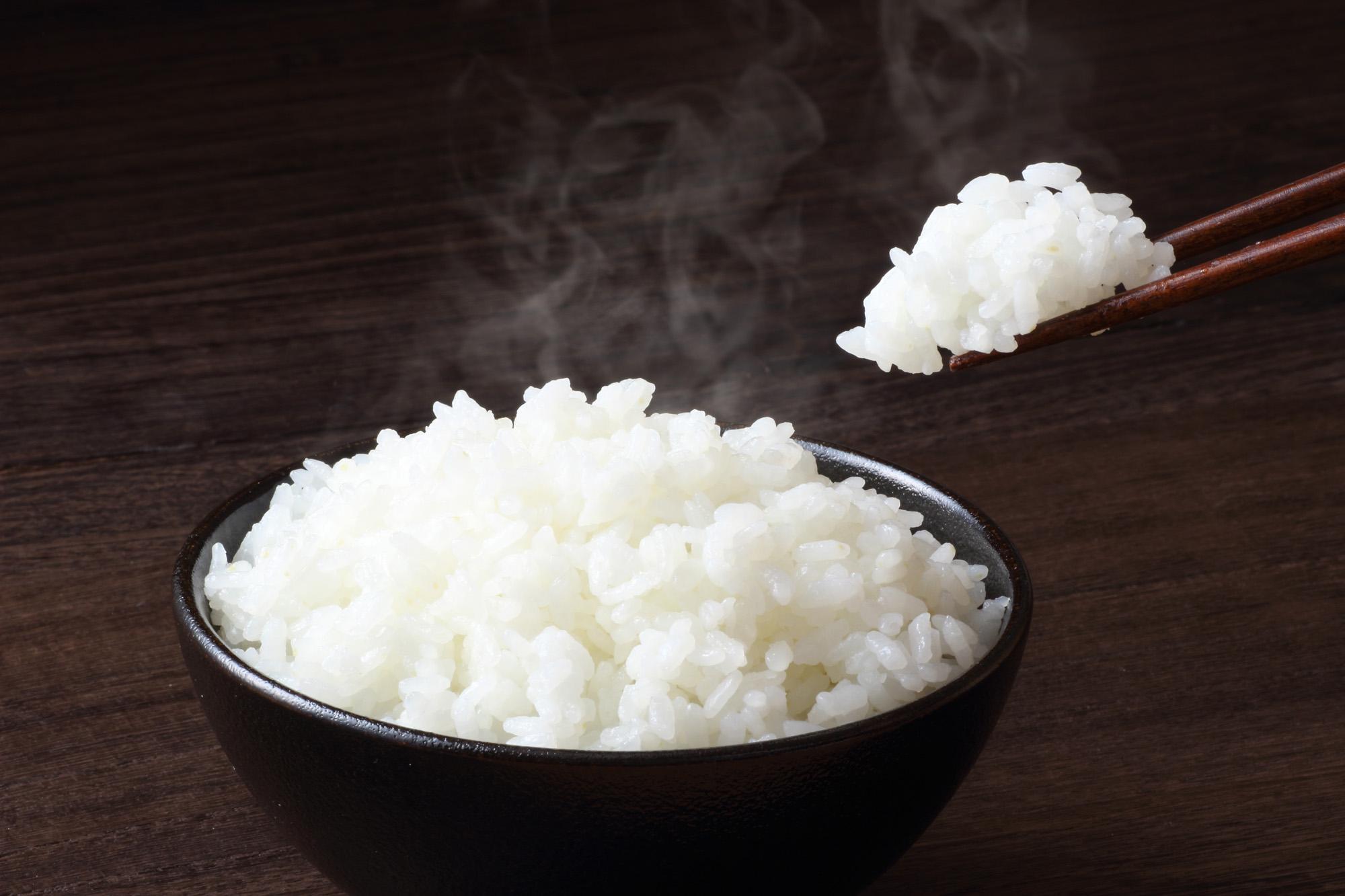 節減米 ごはん